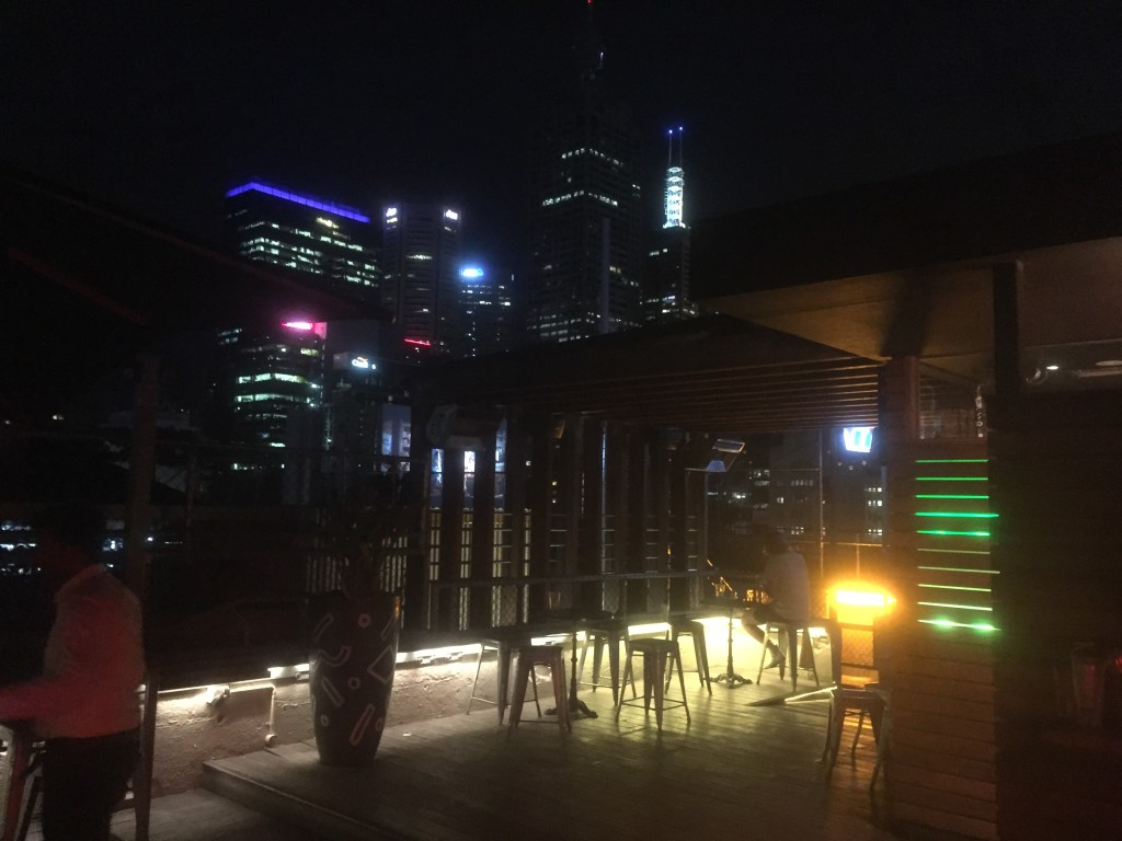 rooftop bars melbourne