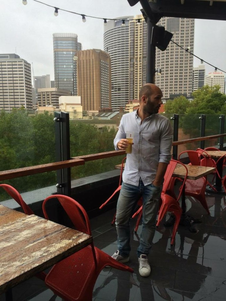 rooftop bars in Sydney