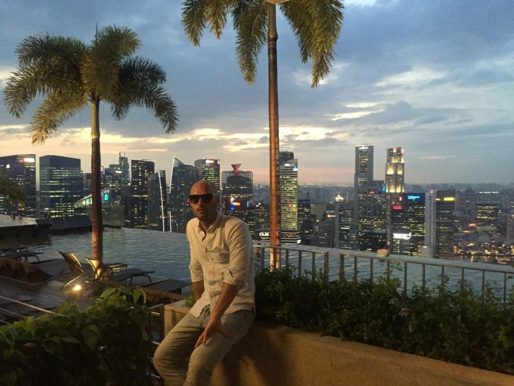 rooftop bars in Singapore