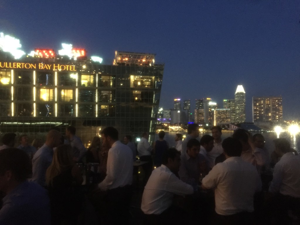 rooftop bar Singapore